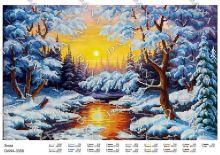 DANA-3358 Dana. Зима. А3 (набор 1375 рублей)