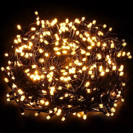 Светодиодная гирлянда 140 LED, 9.5 м