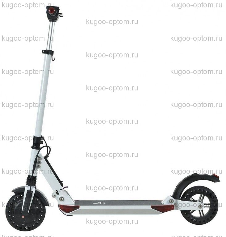 Электросамокат Kugoo S3 PRO Jilong Белый