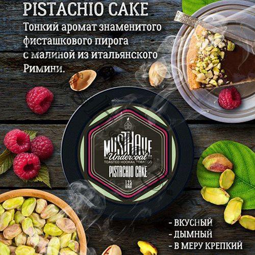Must Have (125gr) - Pistachio cake