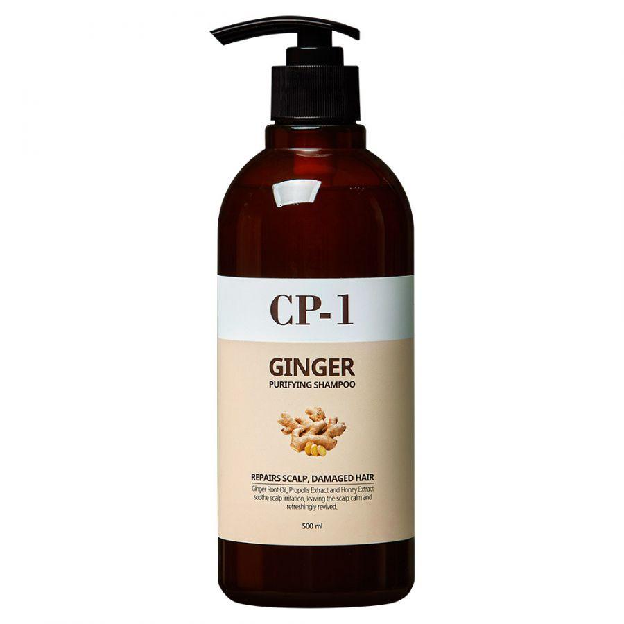 Шампунь для волос ИМБИРНЫЙ CP-1 GINGER PURIFYING SHAMPOO, 500 мл