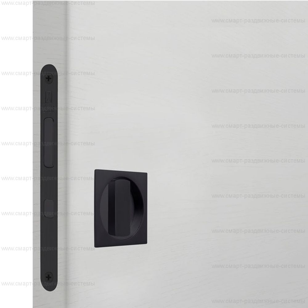 Bonaiti Quadro G500T H21 WC комплект для раздвижных дверей с замком