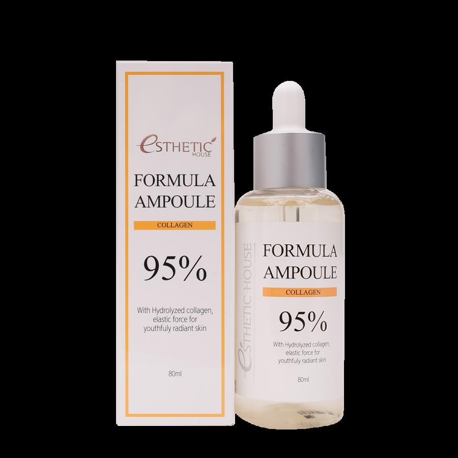 Сыворотка для лица КОЛЛАГЕН Formula Ampoule Collagen, 80 мл