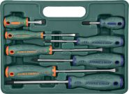 D71PP08S Набор отверток стержневых ANTI-SLIP GRIP, 8 предметов