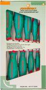 D71T109S Набор отверток стержневых TORX® ANTI-SLIP GRIP, 9 предметов