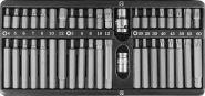 S29H4142SM Набор вставок-бит 10 мм DR с переходниками, 42 предмета