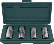 AG010059 Комплект шпильковертов 6-12 мм, 4 предмета