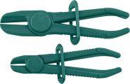 AN010054 Комплект зажимов для резиновых шлангов, 2 предмета