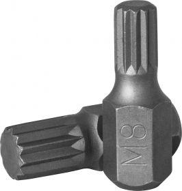 531712 Вставка-бита 10 мм DR SPLINE, M12, 30 мм