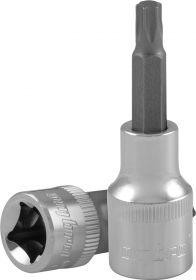 """121945 Насадка торцевая 1/2""""DR с вставкой-битой TORX®, Т45, 100 мм"""