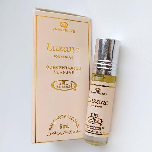 Арабские масляные духи Luzane | Лузанна | 6 мл | Al-Rehab | Женский