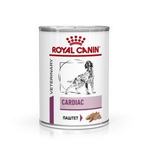 Консервы ROYAL CANIN CARDIAC диета для собак при сердечной недостаточности 410гр
