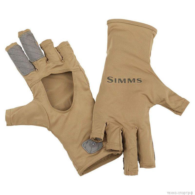 Перчатки Simms BugStopper SunGlove