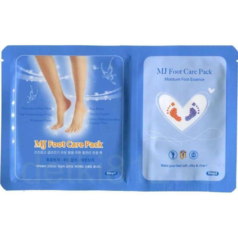 Маска для ног Mijin Foot care pack
