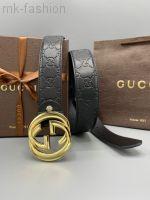 Gucci ремень из кожи