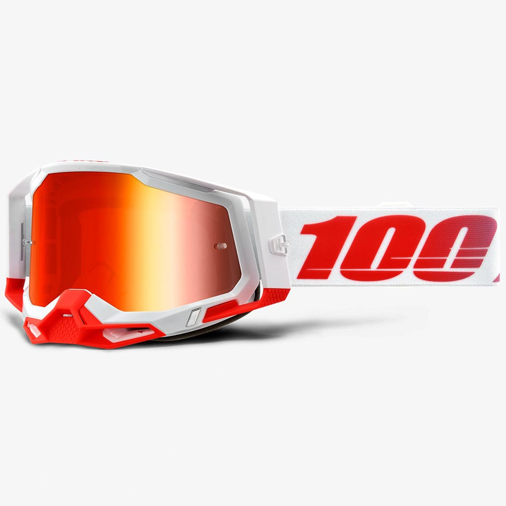 100% Racecraft 2 St-Kith Mirror Red Lens, очки