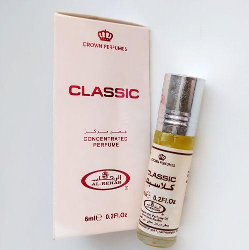 Арабские масляные духи Classic | Классик | 6 мл | Al-Rehab | Женский