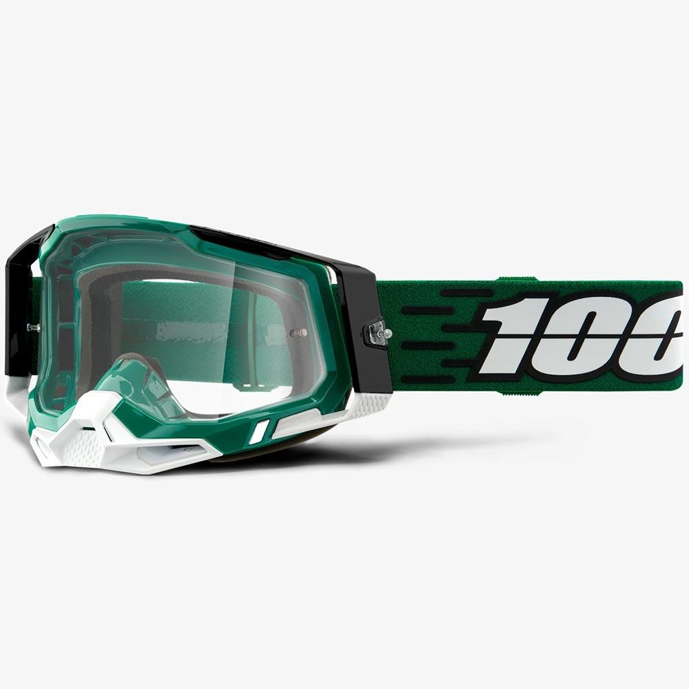 100% Racecraft 2 Milori Clear Lens, очки