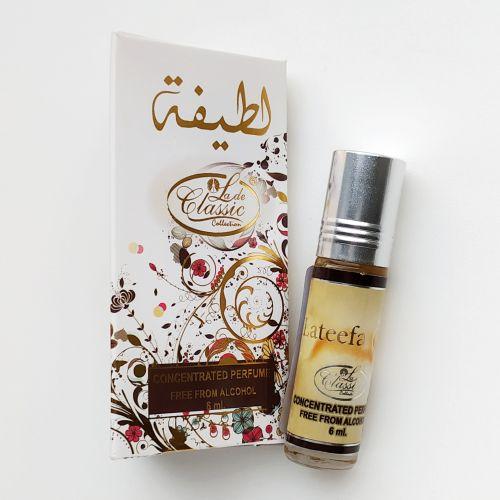 Арабские масляные духи Lateefa | Латифа | 6 мл | La de Classic Collection | Женский