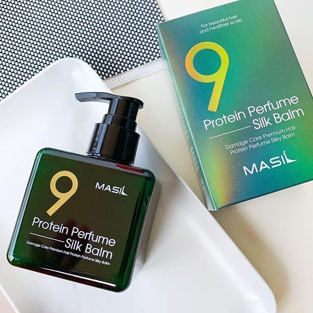 Бальзам для волос MASIL Protein Perfume Silk Balm(150 мл)