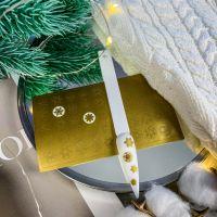 FREEDECOR Трафареты для дип дизайн Tdd-135 Новый год