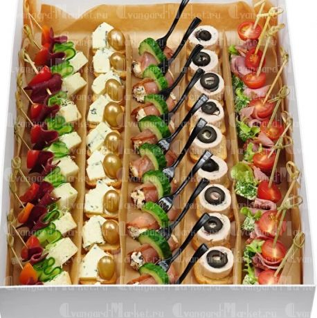 FOOD BOX № 3