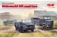 Внедорожные автомобили Вермахта  (Kfz.1, Horch 108 Typ 40, L1500A)