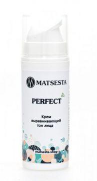 Мацеста - Крем выравнивающий тон лица PERFECT, 30мл