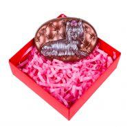 "Шоколад ""Йокширский терьер"", в коробочке"
