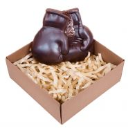 """Шоколад """"Перчатки боксерские"""", в коробочке"""