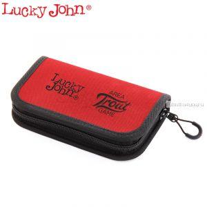 Сумка для блёсен Lucky John (Артикул:LJAT-8003)