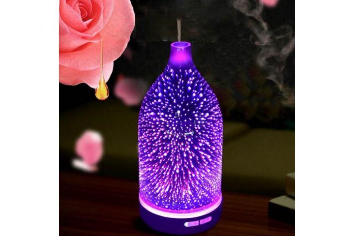 Увлажнитель воздуха светильник 3D