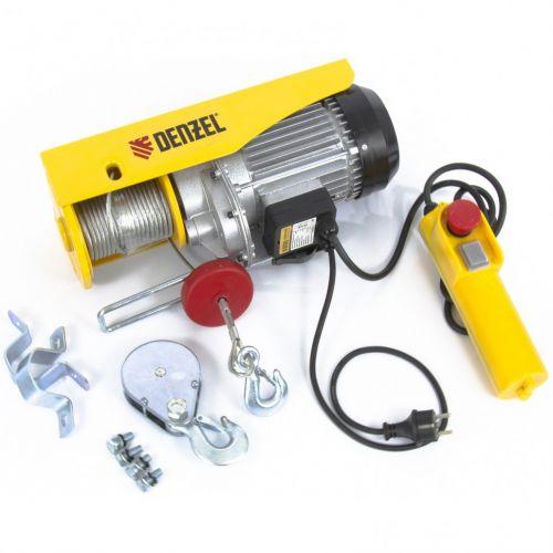 Тельфер электрический TF-800 Denzel