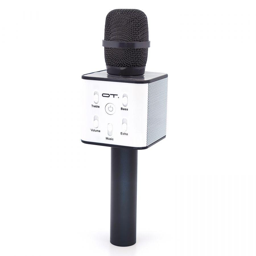 Орбита OT-ERM04 Черный микрофон (Bluetooth, динамики, USB)