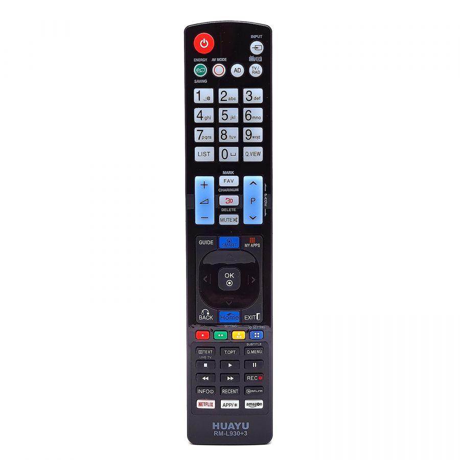 HUAYU RM-L930+3 Пульт ТВ универсальный (LCD/LED LG)