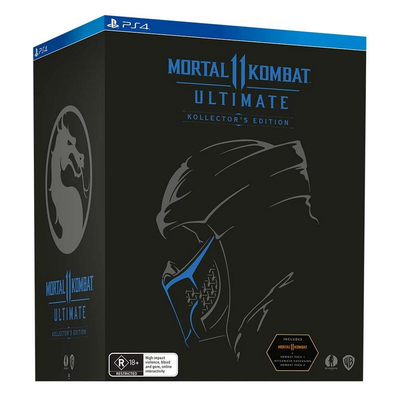 Mortal Kombat 11 Ultimate. Kollector's Edition