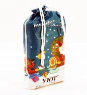 """Носки женские """" УЮТ-новогодние"""" в подарочной упаковке №722-4"""