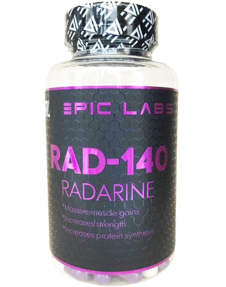 RAD-140 RADARINE (Epic Labs) 60 caps