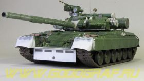 Танк T-80УД