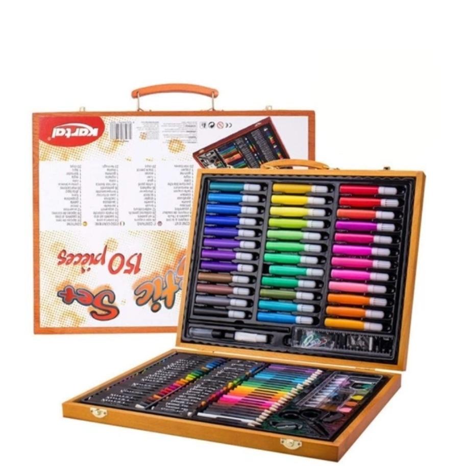 Набор для рисования Artistic Set 150 предметов в кейсе