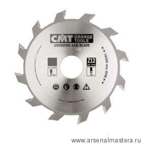 CMT S288.080.12H Диск пильный 80 x 3,1 - 4 x 20 Z12