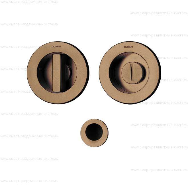 Olivari Dante D132 WC ручка для раздвижных дверей