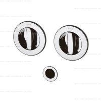 Olivari Giotto D123 ручка для раздвижных дверей c двойной защелкой. хром полированный