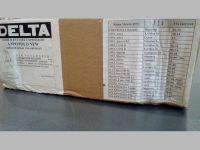 Багажник на крышу Skoda Fabia MK1 хэтчбек, Delta, крыловидные дуги