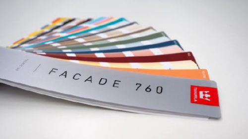 Каталог цветов Facade 760