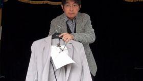 #НЕНОВЫЙ Протыкание пиджака -  Knife thru Coat by Kishimoto