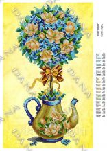 DANA-3464 Dana. Чайные Цветы. А3 (набор 925 рублей)