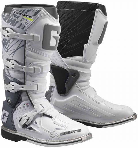 Gaerne Fastback Endurance White, мотоботы