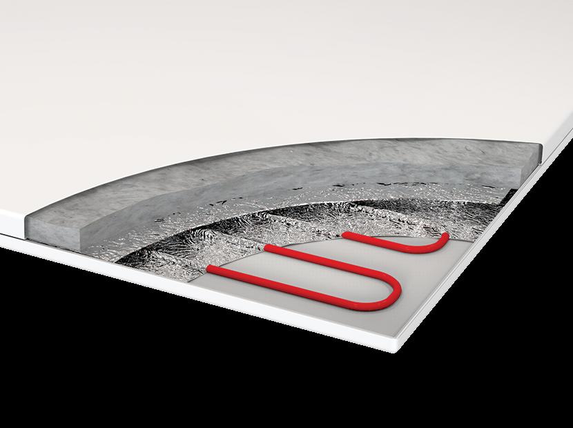 Обогреватель инфракрасный BALLU BIH-S2-0.6  для потолка армстронг.