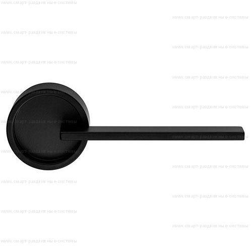 Ручка на розетке Timeless TL01 Black DND by Martinelli